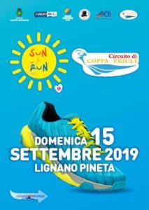 Sun&run Domenica 15 Settembre